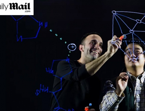 Daily Mail – The gelatinous jaw of a sea worm inspires radical shape changing robots
