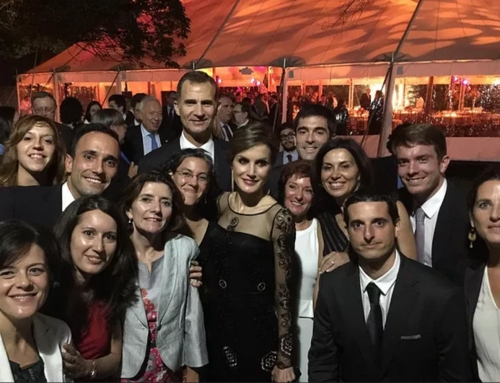 Dinner hosted by His Majesty King Felipe VI